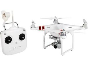 DJI Phantom 3 Standard drone w/ iphone 5s