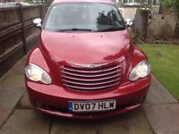 2007 CHRYSLER PT CRUISER AUTO - STUNNING CAR IN AND OUT