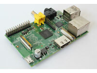 Raspberry PI Model B with 256MB of RAM