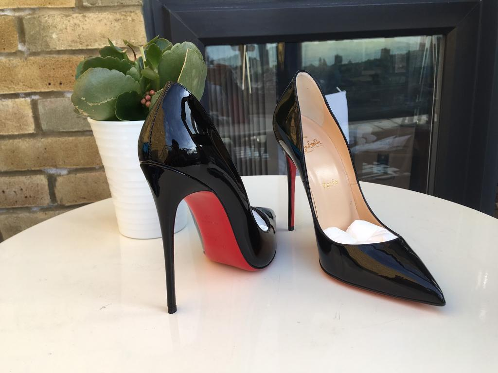 Never-worn Louboutin Pigalle 120 - size 39