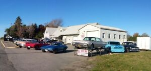 Commercial Car Lot & Home On Hwy 27 near 400 Barrie For Sale