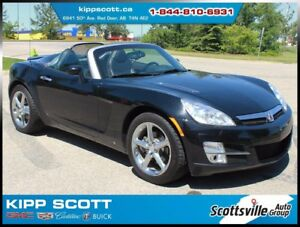 2008 Saturn Sky Manual, Leather, Spoiler, Premium Audio