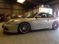 Porsche 911 track spec