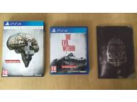 The Evil Within PS4 SWAP or £20