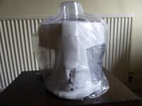 Juice Extractor by Micromark, brand new in its original box.