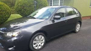 2010 Subaru Impreza 2.5i AWD Hatchback- sold pending final sale