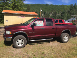 2003 Dodge Power Ram 3500 Diesel Pickup Truck
