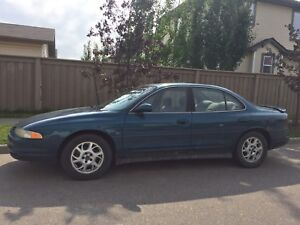 2003 olds intrigue GL 170538km 1,900$