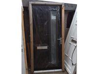 Brand new Black Composite door