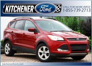 2014 Ford Escape SE CAMERA/NAVI/PANO ROOF/PWR LIFTGATE/HTD SEATS