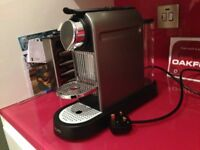 NESPRESSO Krups CitiZ Coffee Machine in Excellent Condition!