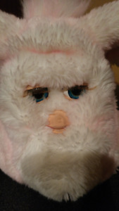Furby in Pink & White