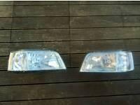 Vw T5 original head light unit