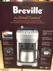 Breville Grind Control -new in box