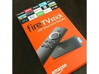 Amazon Fire TV Stick 2 with Alexa voice control