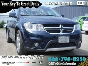 2015 Dodge Journey R/T - Uconnect 5.0 -  Parkview - Low Mileage