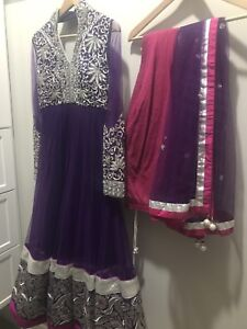 Moving sale - Indian heavy anarkali