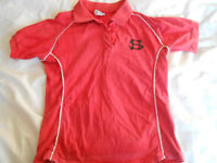 Highdown School (Reading) Girls Sports Kit: shorts, top, hoodie & track-suit bottoms.