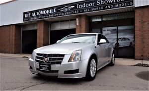 2011 Cadillac CTS AWD PANO ROOF NO ACCIDENT