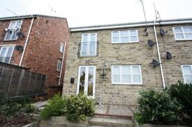 Modern 2 Bed flat to rent on chapel croft, Hemingfield, Barnsley - £480 PCM