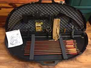 Archery Bow & Arrows with equipment