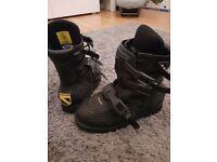 Icon field armor motorbike boots