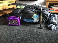 Kampa Motor Rally AIR Pro 330 L 2017 model only used twice