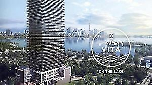 VITA condos,100% lakeview, Lakeshore/parl lawn