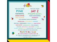 Virgin V Festival - Hylands Park - 2 x VIP SATURDAY DAY Tickets
