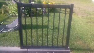 """REGAL IDEAS GATE for 46"""" HOLE WITH HINGES!"""