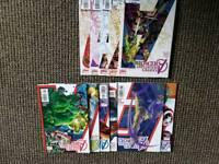 Marvel Earths Mightiest Heroes