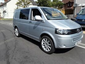 Vw transporter day van, 65 plate, no vat