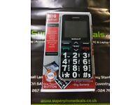 SONICA S1 - BIG BUTTON DUAL SIM MOBILE PHONE - UNLOCKED