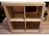 Ikea kallax storage unit