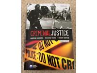 Criminology text book.