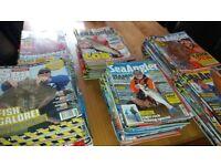 sea angler and yotal sea fishing magazines