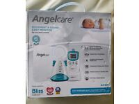 Angelcare Movement and Sound Baby Monitor - Never used, in original packaging