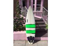 Surfboard - Howzi 6'0 x 18 3/4 x 2 5/16