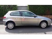 Alfa Romeo 147 (low miles)