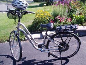 Vélo électrique Trek Verve 1