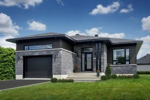 Maison neuve à construire