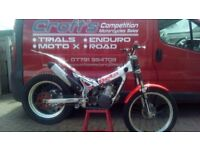 Road registered 2006 beta rev 3 250 trials bike px and delivery