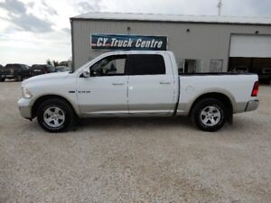 2010 Dodge Power Ram 1500 Laramie Crew Lthr Roof Nav 4x4