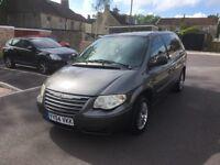 Bargain! Chrysler Voyager 2.5 CRD £1350