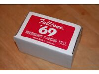 Fulltone 69 Mkii Fuzz Pedal excellent condition