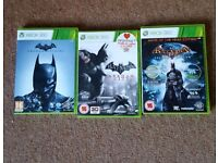 Xbox 360 Batman - The Arkham Collection