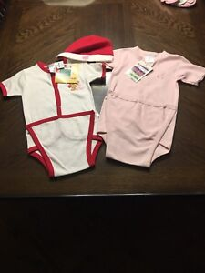 NEW with Tags - 2 under shirts Size 24 months