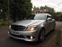 mercedes c220 cdi auto sport pack 2008 fully loaded
