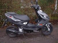 Yamaha NS50 Aerox SCOOTER
