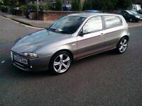 2008 ALFA ROMEO Q2 SPORT LTD EDITION 300 MADE 1.9JDT 170BHP 6 SPEED 70K FUL MOT STUNNING CAR £1595